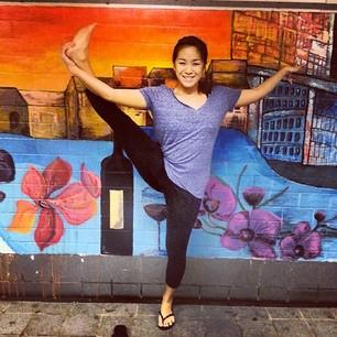 roxanne gan meraki yoga 2