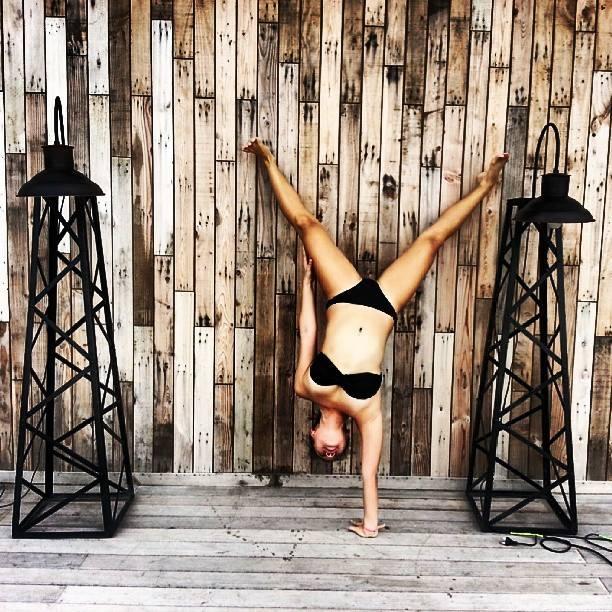 Roxanne Gan yoga