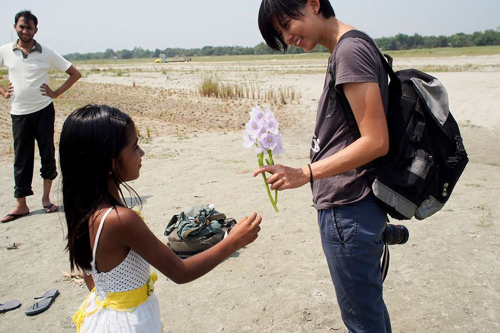 Yiqin's second trip to Bangladesh to film the sequel to Going Home