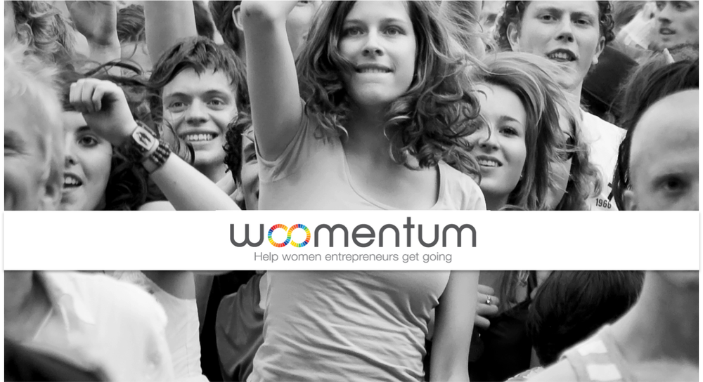 #crowdfundherlive by Woomentum on 22 April 2014