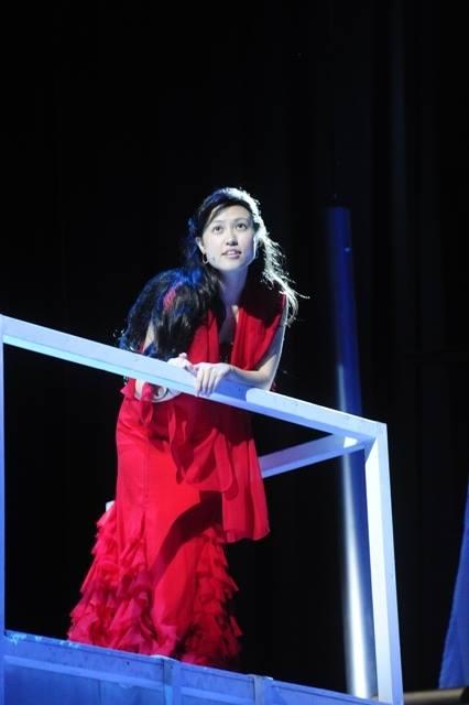 Ethel as Juliet in Romeo & Juliet