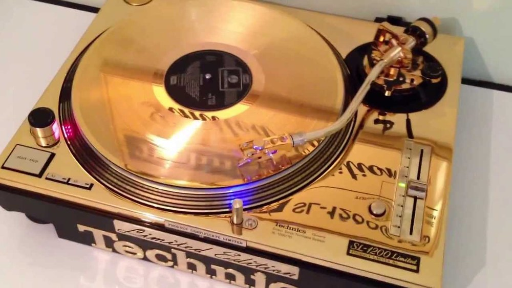 First Edition Gold Technics