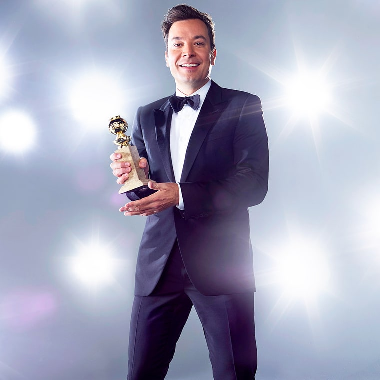 Golden Globes host Jimmy Fallon (Photo Credit: Getty)