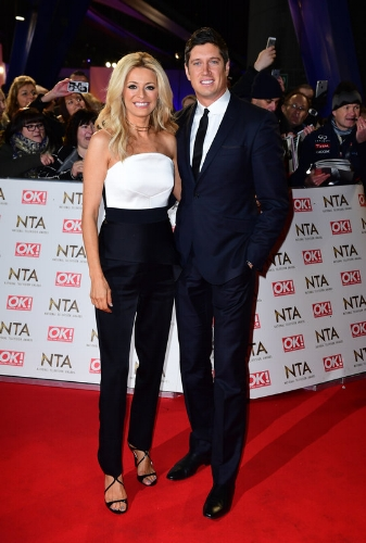 Tess Daly and Vernon Kay (Photo Credit: Ian West / PA Wire)