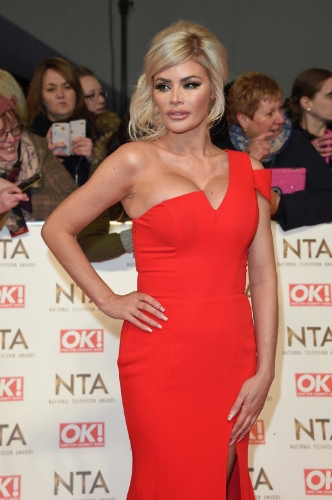 Chloe Sims (Anthony Harvey / Getty Images)