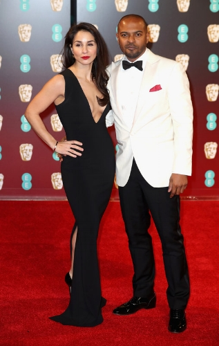 Noel Clarke and Iris Da-Silva (Photo Credit: Chris Jackson / Getty Images)