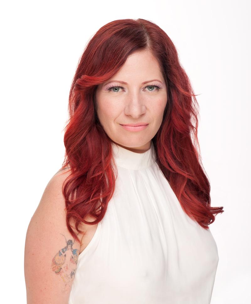 Author Amber Dawn