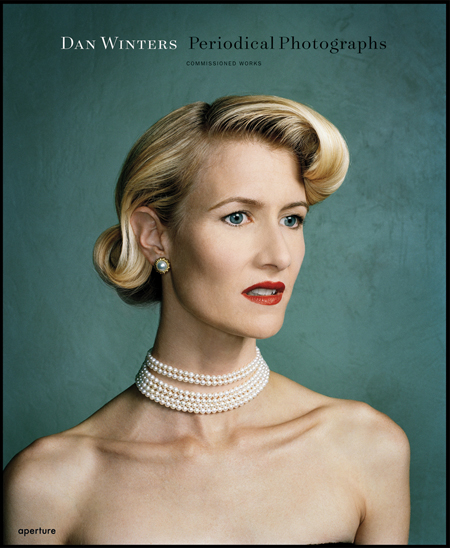 Actress Laura Dern as photographed by Dan Winters