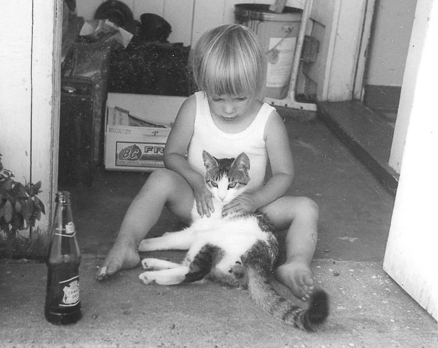 Ive always had a thing for cats.