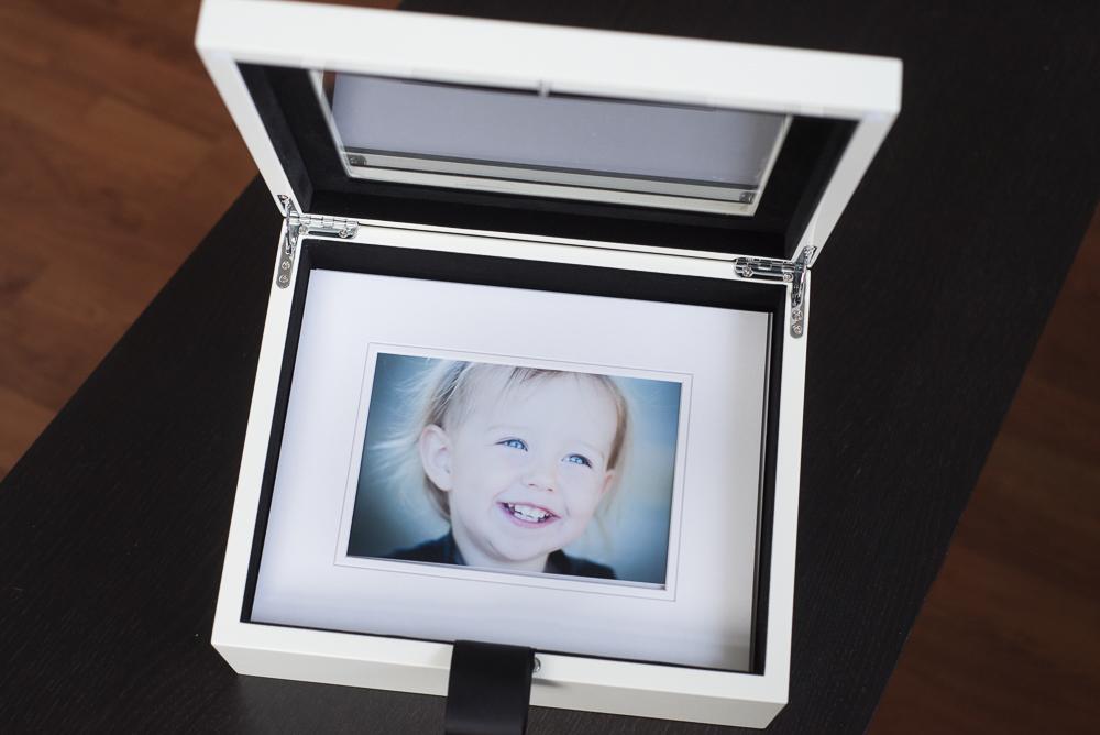 5x7 Portrait Folio Box
