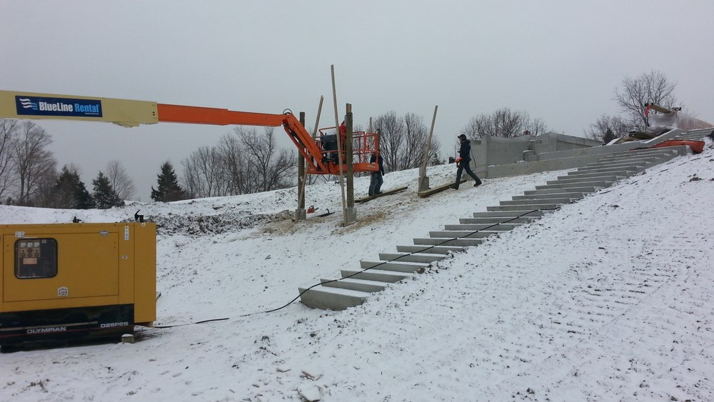 Fisher Hill Reservoir Park - viewing platform - construction 1.jpg