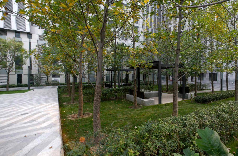 PARK FIVE CONDOMINIUMS, BEIJING, Beijing, China