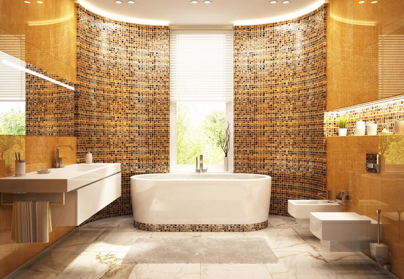 India Inspired Bath