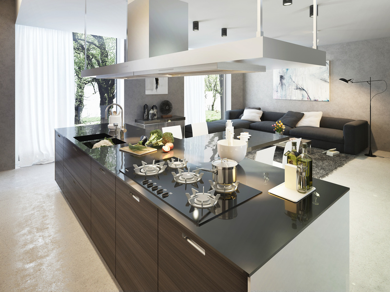 Modern Contemporary Kitchen