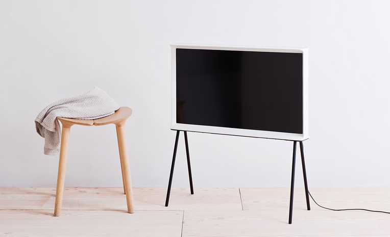 Serif TV by Samsung.
