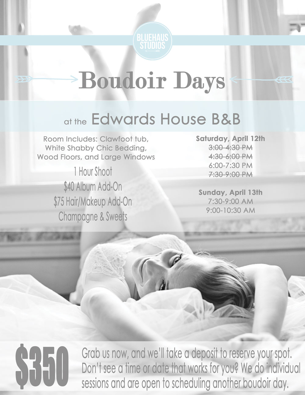 fort collins boudoir photography event | boudoir photographer | bluehaus studios