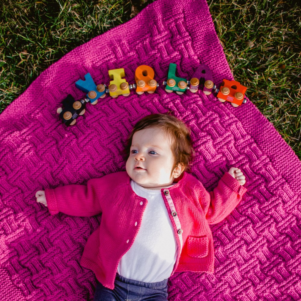 Baby Viola, 3 Months Old -