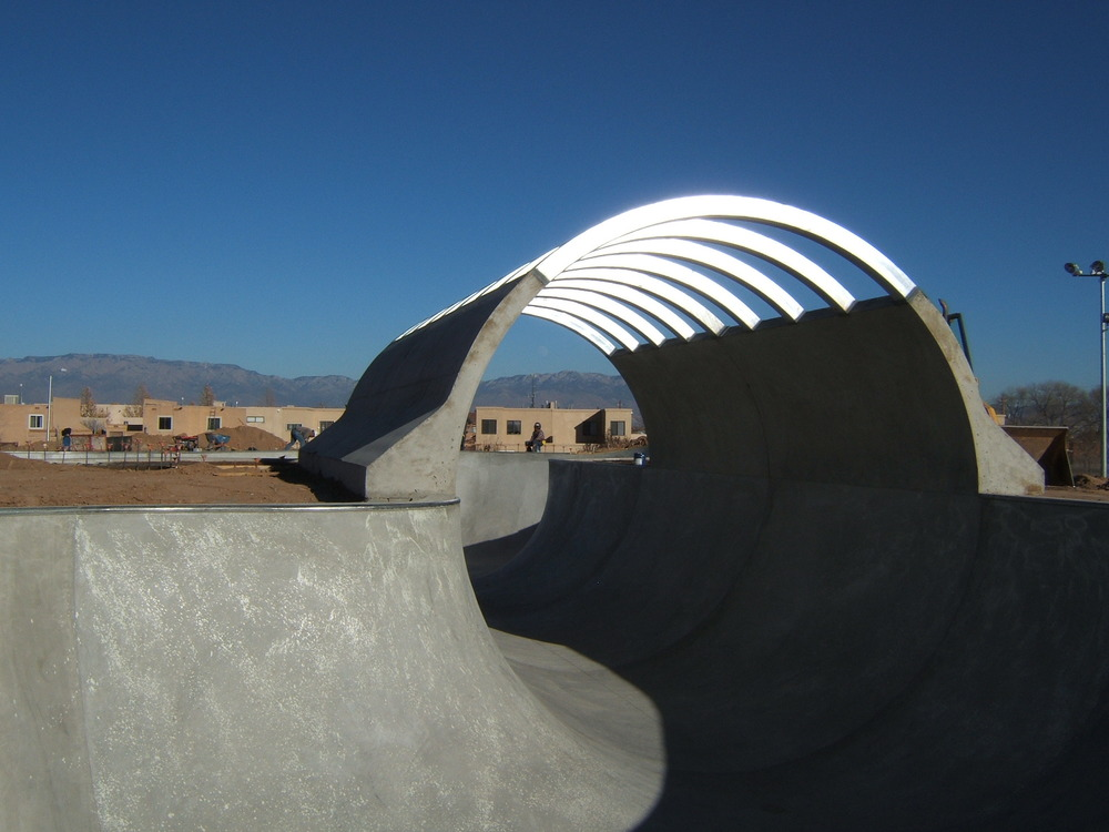 Alamosa Skate Park, Albuquerque NM