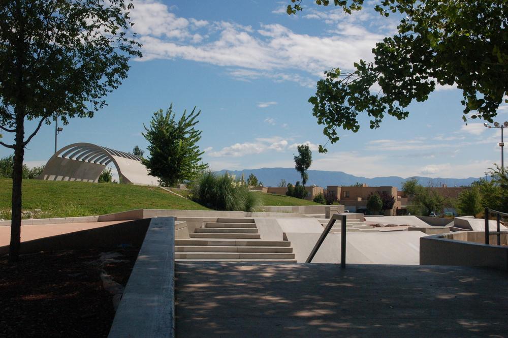 Alamosa Skate Park, Albuquerque, NM