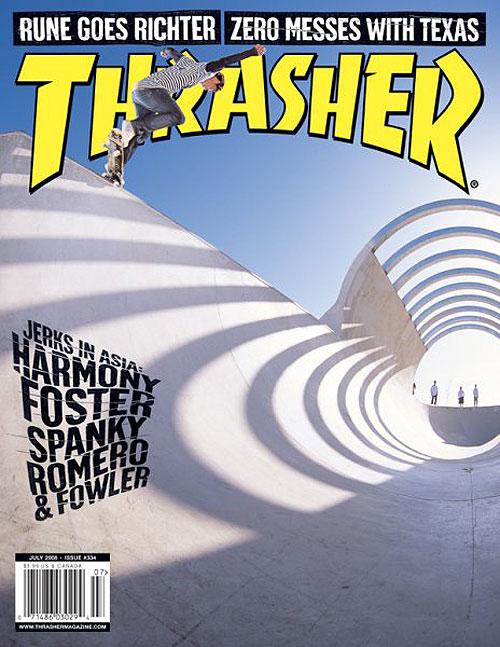Alamosa Skate Park in Thrasher Magazine