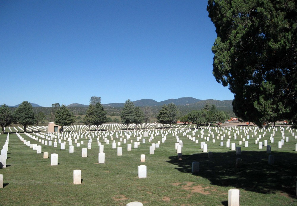 Fort Bayard National Cemetery