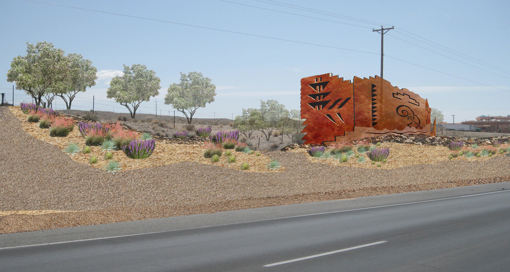 Isleta - View of North Primary Sculpture.jpg
