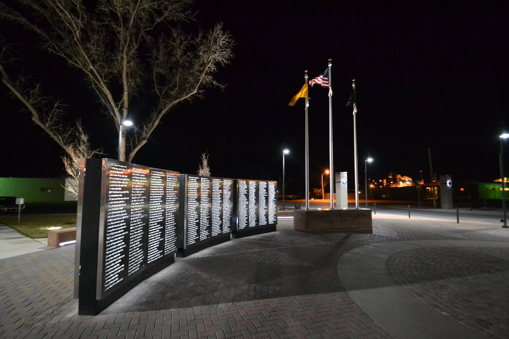 Artesia Veterans Memorial Plaza -
