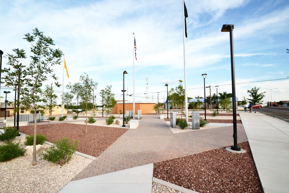 Jal Veterans Memorial -
