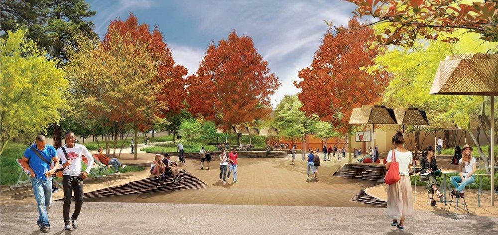 Smith Plaza -