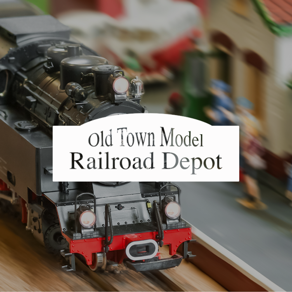 Tours and Museum Buttons_Old Town Model Railroad Depot.png