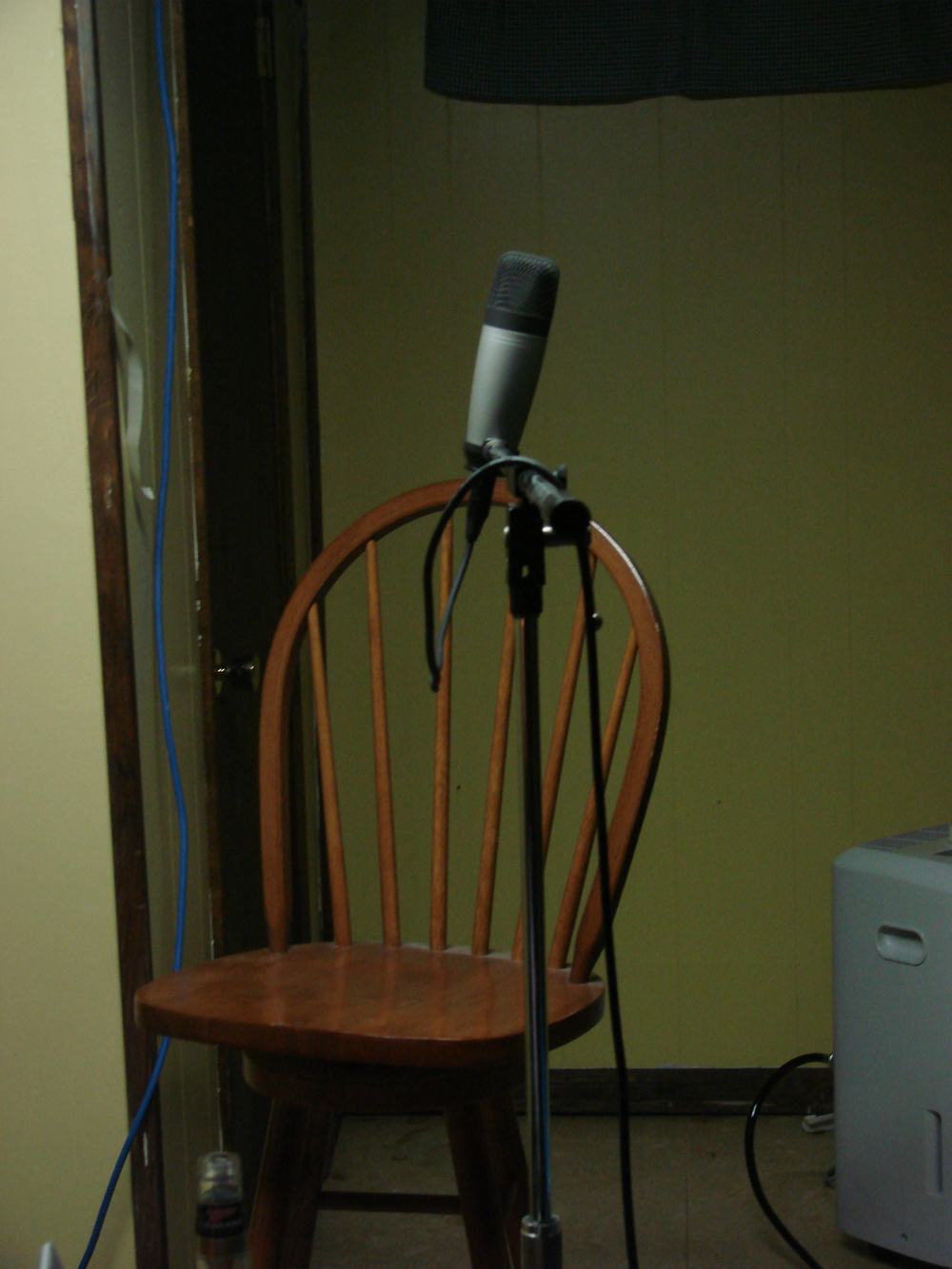 Our Vocal Booth