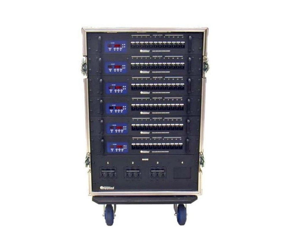 48 channel dimming rack