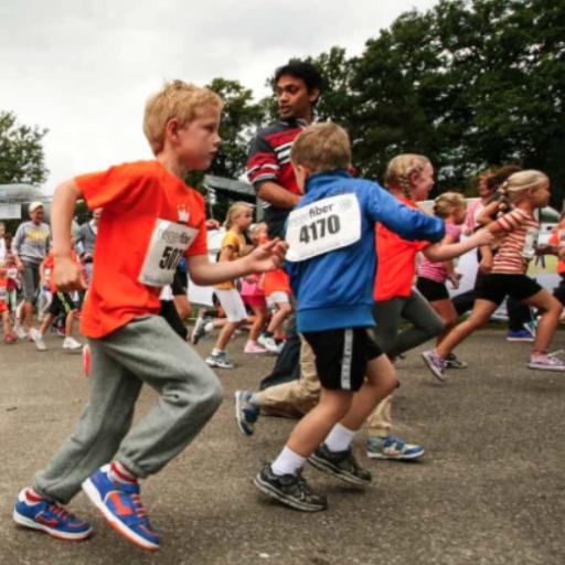 Kidsrun Singelloop    Groep 1 t/m 8    September