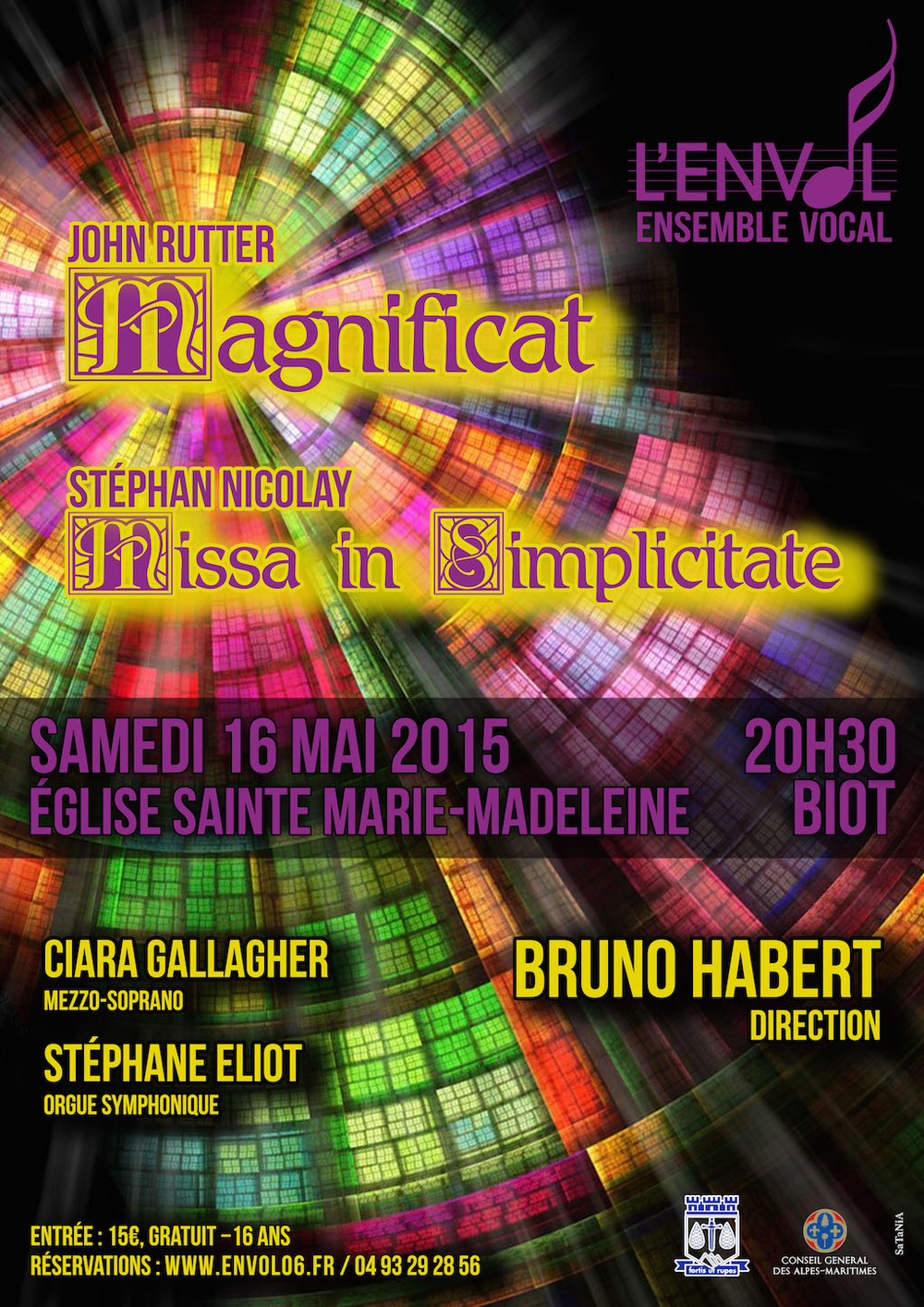 "Spectacle ""Sur la Butte"""