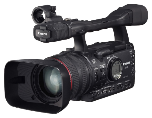 Commercial Video Camera