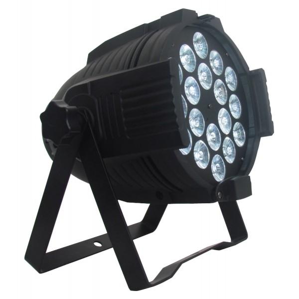 RGBWA UV Plug In Par Can