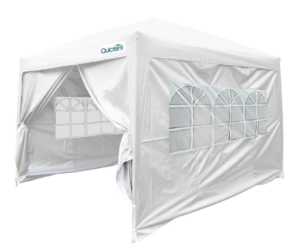 8'x8' Pop-Up Canopy Gazebo Tent