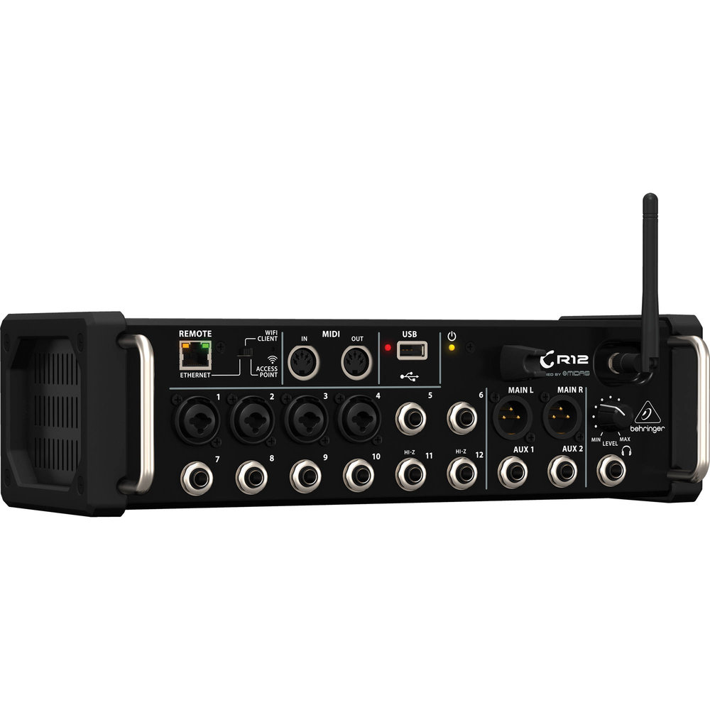 Behringer Air XR12 Digital Mixer