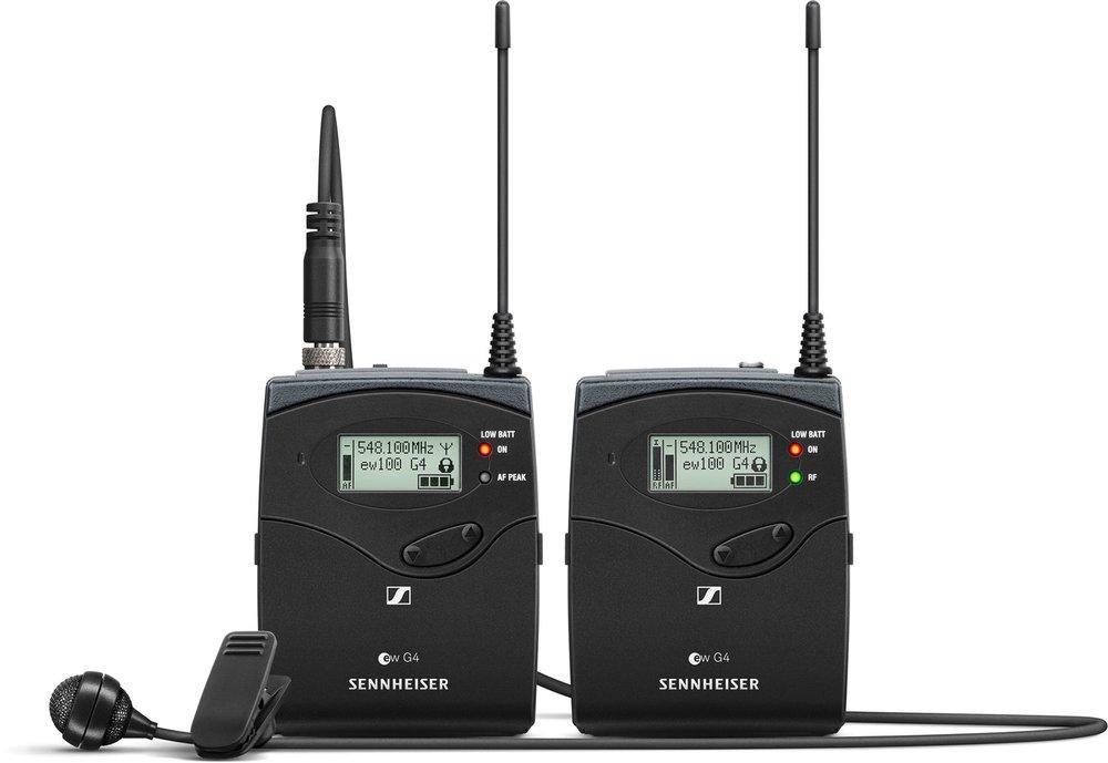Sennheiser G4 Wireless Lav
