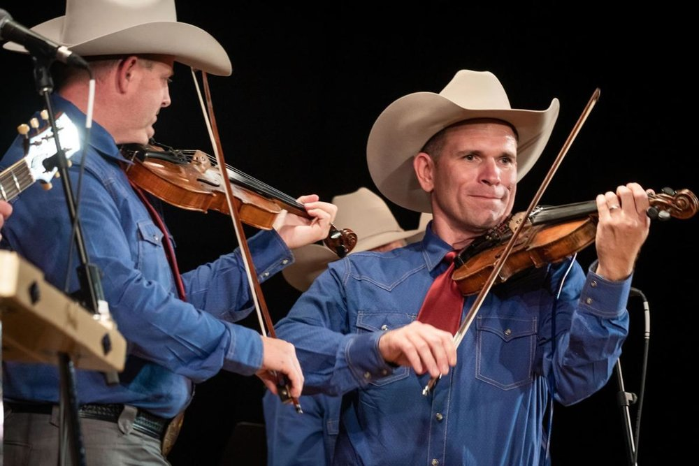 Bob Wills' Texas Playboys Under the Direction of Jason Roberts