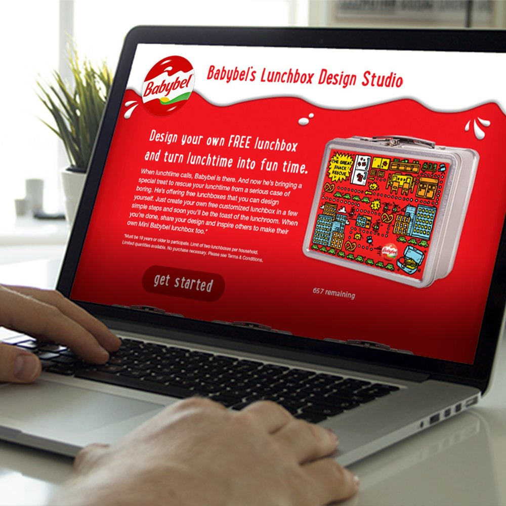Mini Babybel | Digital Activation