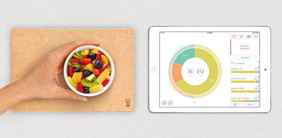 PrePad - The smart food scale designed to bring confidence and discovery to your kitchen.