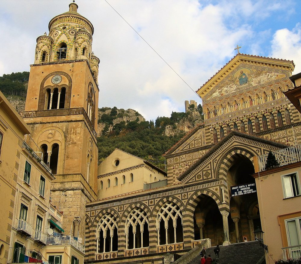 Copy of Amalfi Cathedral