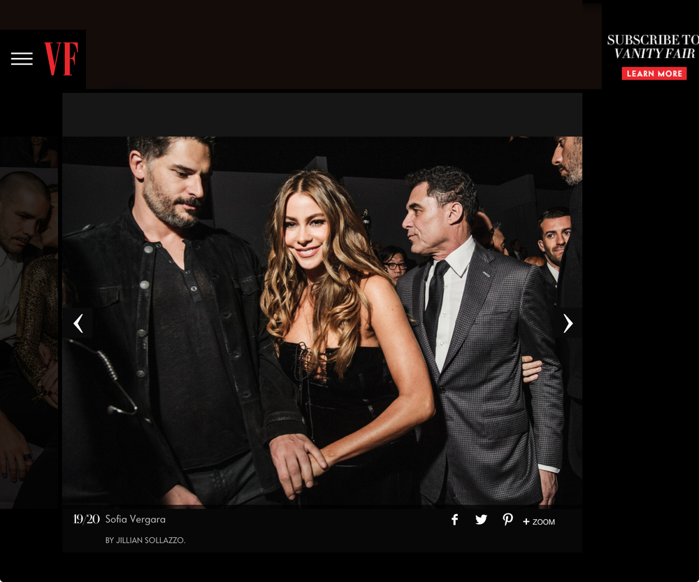 2015.02.21-Beyonce Gwyneth Miley and More Turned out for Tom Ford LA Show-Sofia Vergara.jpg