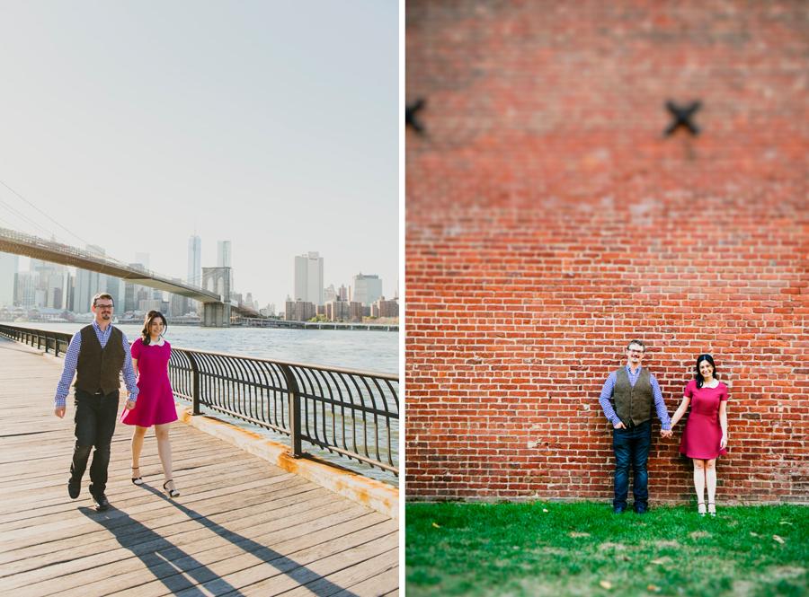 DUMBO/Brooklyn Bridge Park.Photographer: Lauren Colchamiro