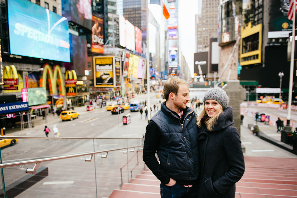 Vacation Photographer in NYC | Honeymoon Photos