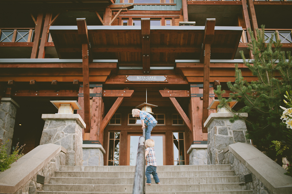 Flytographer vacation photographer in Whistler - Alanna