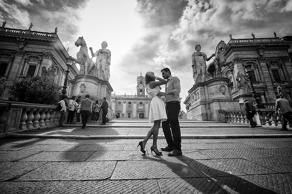 Flytographer Vacation Photographer in Rome - Francesco