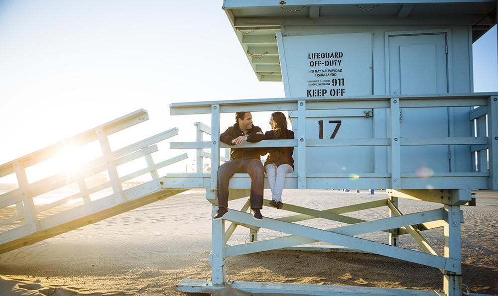 Honeymoon Photos | Vacation Photographer in Santa Monica