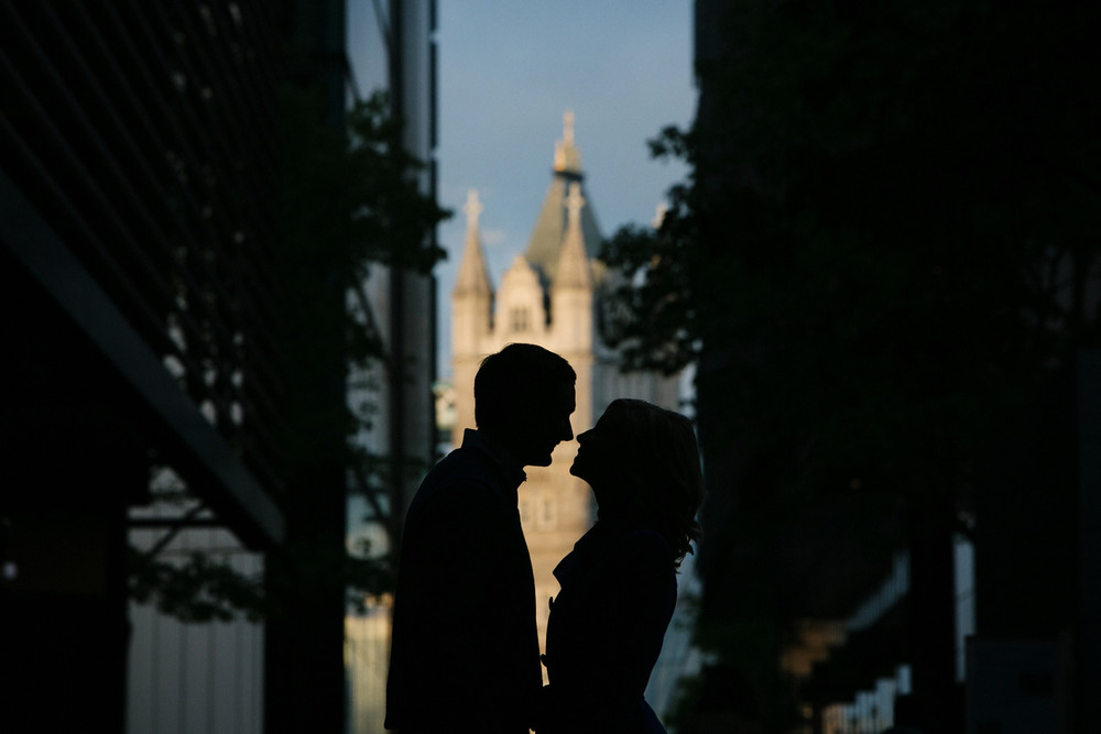 Romantic Photos in London